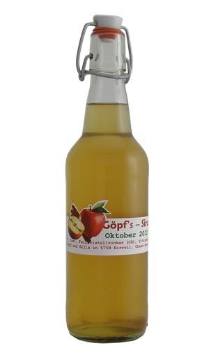 Apfel-Zimt Sirup von sirup.li